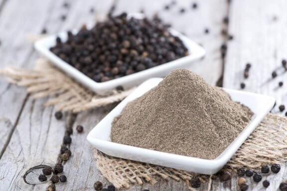 Fedtforbrændende krydderier som sort peber er sundt for dig