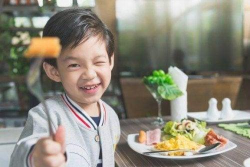 Ernæring og knogleudviklingen i den tidlige barndom