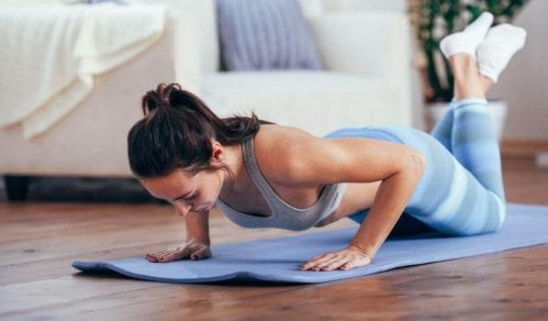Øvelser kan medvirke til vægttab