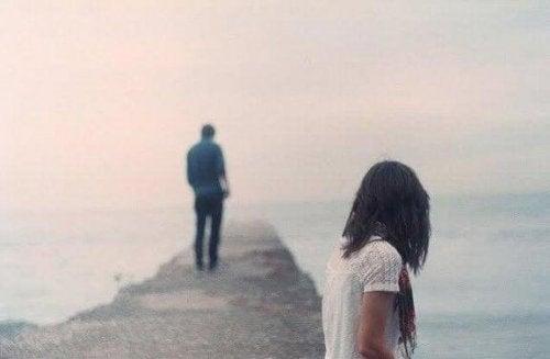 Når din partner vil afslutte forholdet