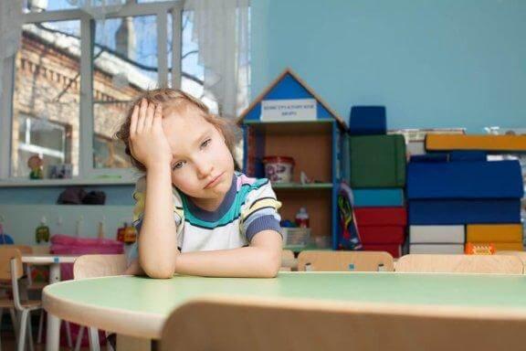 Når stress i barndommen forårsages af forældre