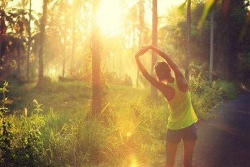 Strækøvelser: Øvelser til at træne hele kroppen