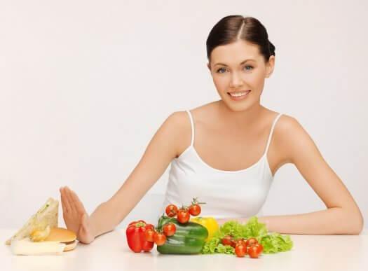 Slankekur eller sund kost? Hvad er bedst?