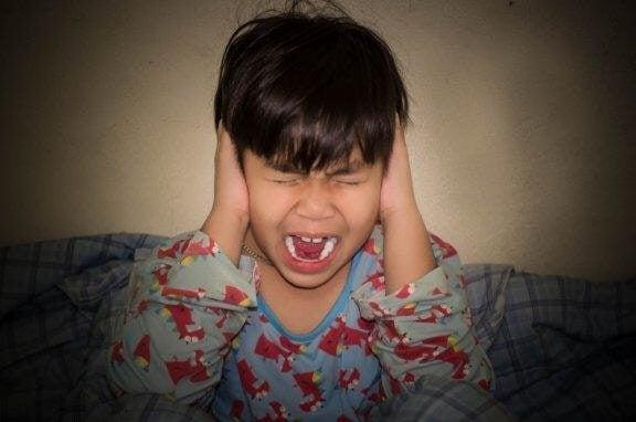 Fem tips til at forebygge hysterianfald hos børn