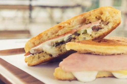 Cubanske sandwich: Lækre hjemmelavede sandwich