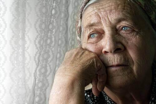 Mange demente får en depression
