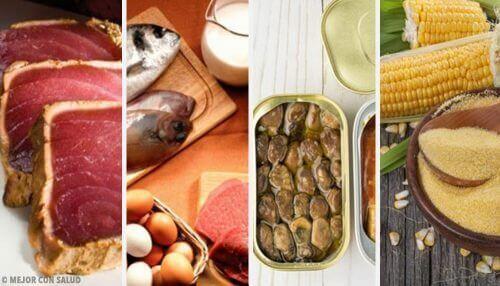 Kender du disse seks fødevarer med mange giftstoffer?