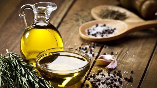 Olivenolie og aloe vera