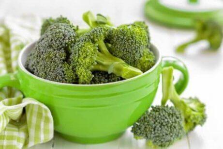 Frisk broccoli