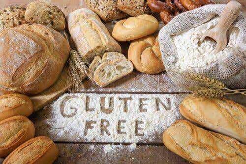 Er det godt at bruge glutenfri produkter i din diæt?