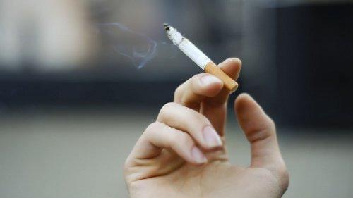 Rygning kan forværre gastritis