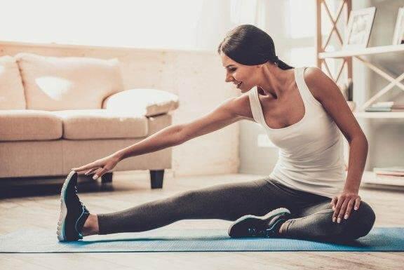 Sådan laver du et hjemme-fitness-center