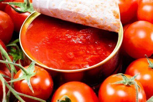 Tomater er vigtige i en lasagne