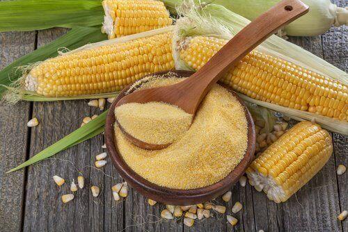 Majs indeholder også giftstoffer, og en del kviksølv.