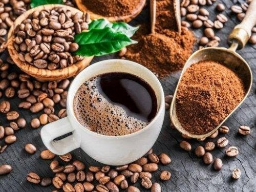 Sådan får du mindre koffein i din hverdag