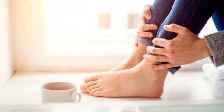 Nedgroede tånegle kan være ret smertefuldt