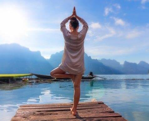 Hvad er den bedste måde at praktisere yoga på?