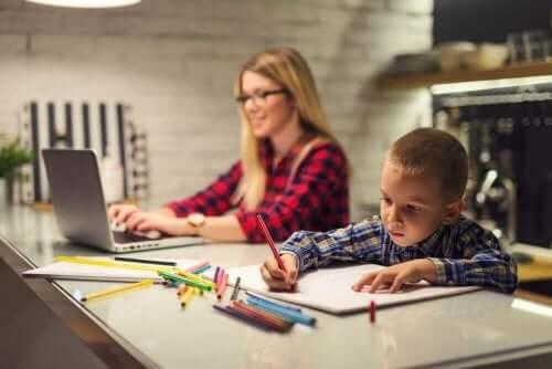 Påvirkningen af dysleksi hos børn