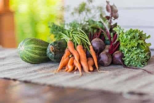 Tre opskrifter med sæsonens grøntsager