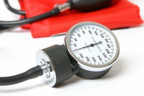 apparat til at måle blodtryk med