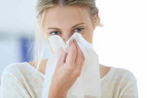 Prøv disse 7 midler mod tilstoppet næse