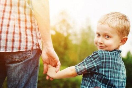 Find ud af, om du har et forkælet barn