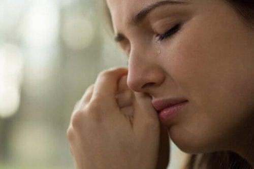 Der er flere fordele ved at kunne græde