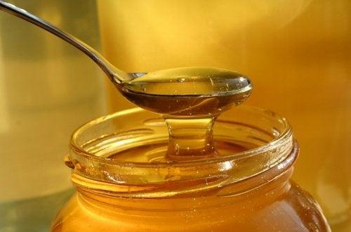Honning har mange fremragende egenskaber og er et eksempel på midler mod tilstoppet næse