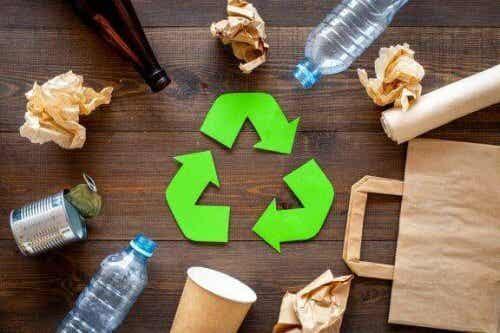 Reducering af affald: Mindsk dit miljøaftryk