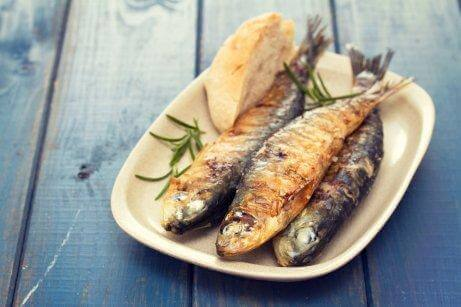 Fisk er også en god kilde til jod