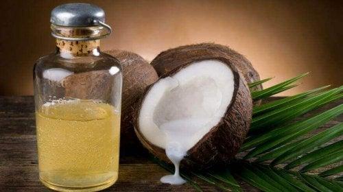 Sænk kolesteroltal med kokosolie