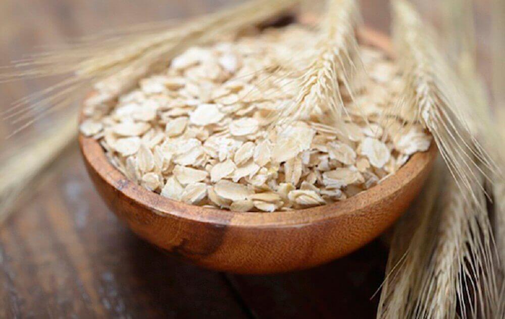 Havre er sundt og godt til bekæmpelse af hårtab