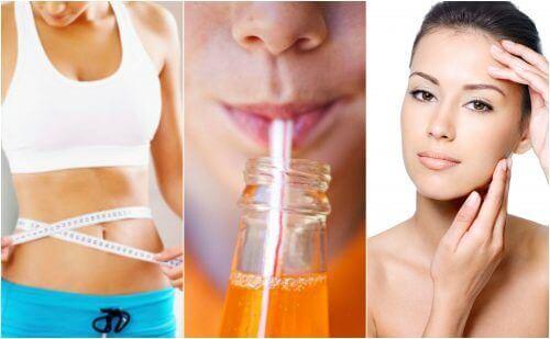 Positive ændringer, når man stopper med at drikke sodavand