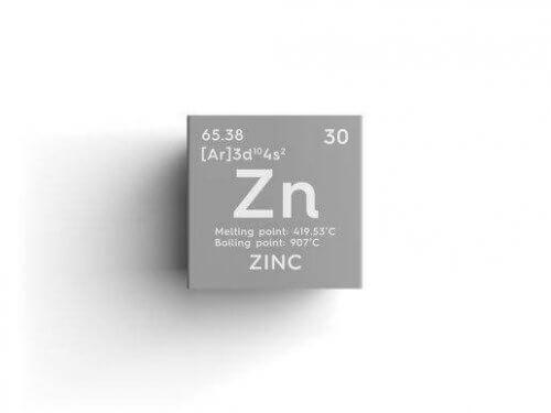 fødevarer med zink