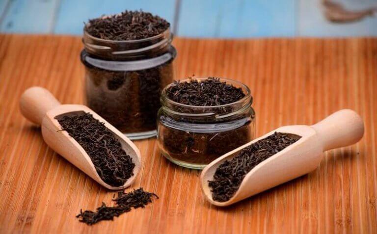 6 gode midler med sort te, du bør kende