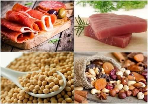 Eksempler på proteiner, der kan bruges til at håndtere type 2 diabetes naturligt