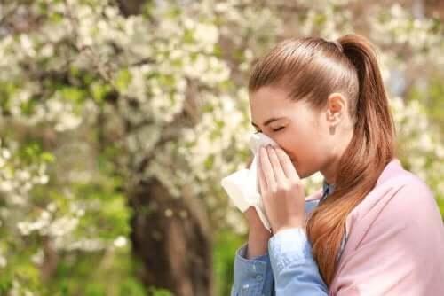 Tre naturlige midler mod allergier