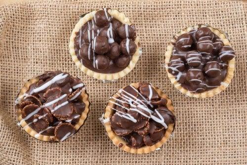 Lær at lave verdens bedste chokoladetærte