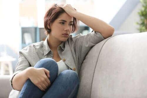 4 måder, hvorpå depression påvirker hjernen