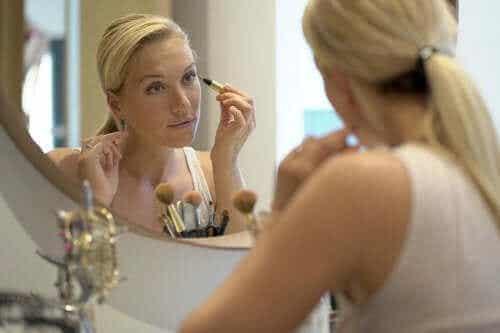 Tips til at holde huden ung i en alder af 40