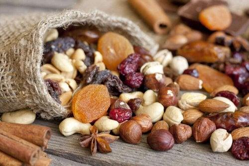 Fordelene ved nødder i vores kost