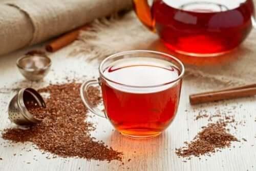 Der er mange måder at drage fordel af fordelene ved rød te