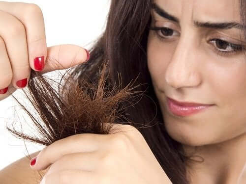 Arganolie er en af de bedste behandlinger til tørt hår