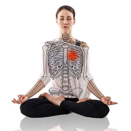 Yoga til at kontrollere højt blodtryk