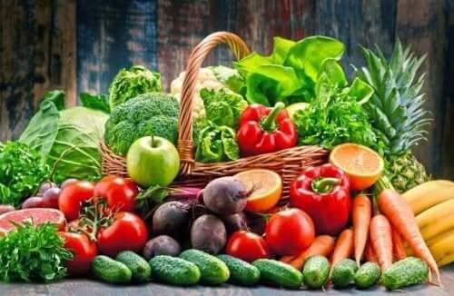 6 sunde grøntsager til at øge muskelmasse