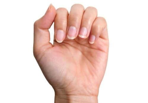 Pæne negle