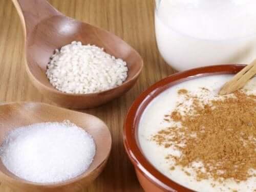 Nem, lækker og næringsrig opskrift på risbudding