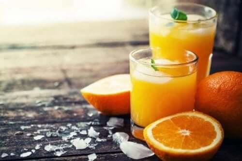 Når det kommer til appelsiner ligger deres afførende virkninger i et karakteristisk element ved denne frugt.