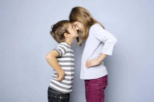 Koflikter mellem søskende