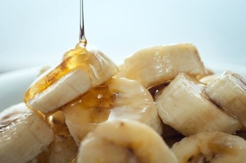 Bananer og honning kan bruges til at lave de bedste ansigtsmasker